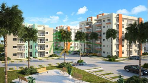 Apartamentos Económicos En Venta En Punta Cana (tra-237 A3)