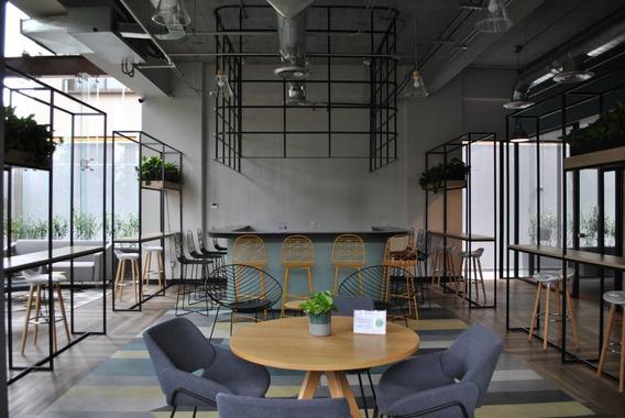 Oficina Business Center En Monraz