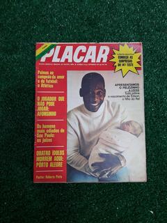 Revista Placar - Numero 25