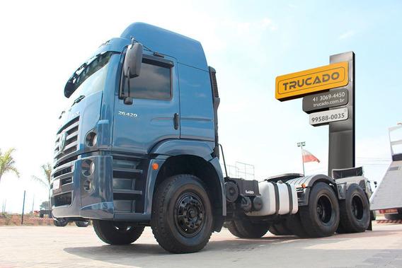 Volks Vw 26420 6x4 14/14 = Ford Mercedes Scania