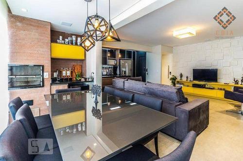 Apartamento Com 2 Dormitórios Para Alugar, 83 M² Por R$ 5.500,00/mês - Barra Funda - São Paulo/sp - Ap48602
