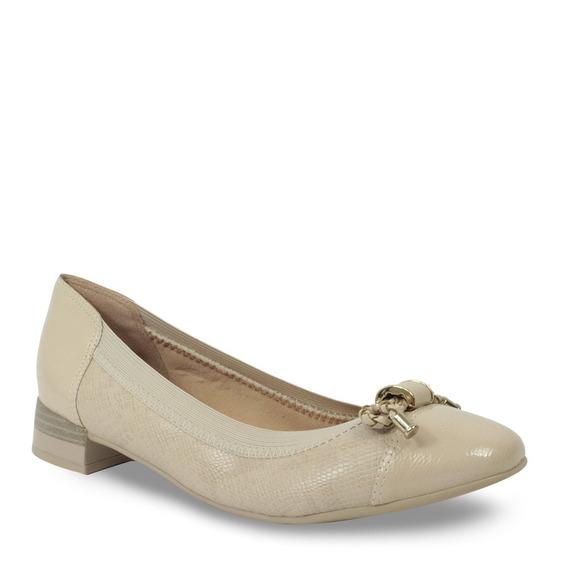 Sapato Feminino Comfortflex 1983305-0001 Outono-inverno