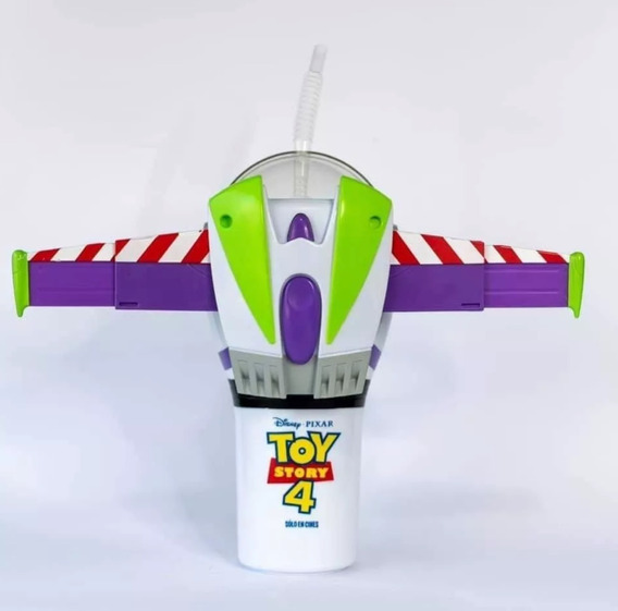 Toy Story Cinemex Vaso Buzz Lightyear