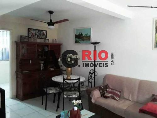 Casa Em Condomínio-à Venda-freguesia (jacarepaguá)-rio De Janeiro - Frcn20019