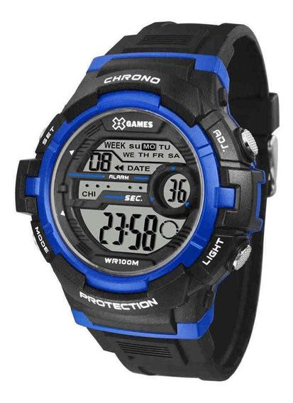 Relógio Masculino Xgames Xmppd513 Bxpx Digital