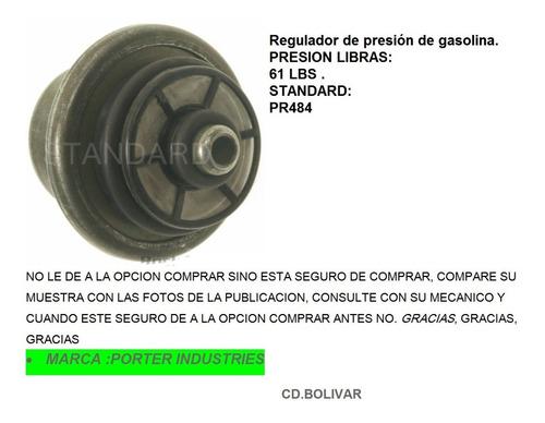 Regulador Gasolina Chevrolet Blazer 1995 Astro Psi:61 Pr484
