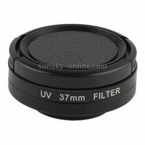 Lente 37mm Gopro Fpv 37mm Polarizador Uv Gopro Hero 3 3+ 4