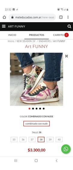 Zapatillas New Balance Mujer De Vestir Urbanas $ 1.799,00