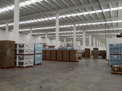 Imagen 1 de 14 de Bodega Industrial En Renta - Estado De México - Tepotzotlán