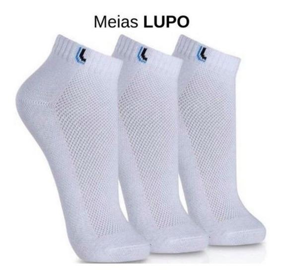 Kit C/ 3 Meia Lupo
