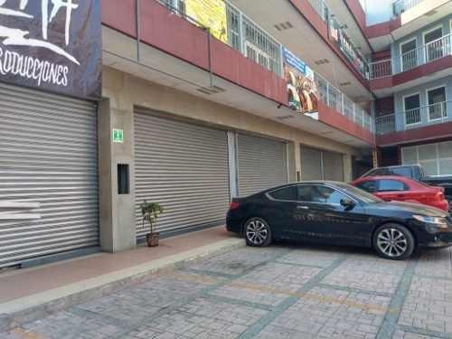 Nicolás Romero: Local En Pb En Esquina Dentro De Plaza Comercial Al Lado Del Hospital De La Mujer.