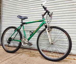 Mountain Bike Halley Rodado 26 18 Cambios Suspension Delant