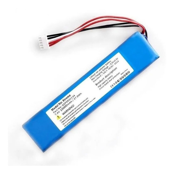 Bateria Jbl Xtreme Gsp0931134 Compatível P/ Caixa Original