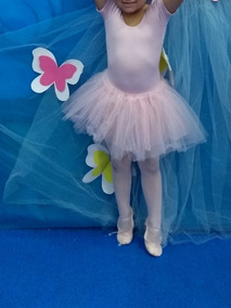 b137ad9308 Conjunto Ballet Tamanho 6 Perfeito Estado Completo