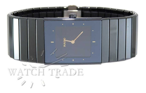Relógio Rado Diastar Multifunction Em Cerâmica Ref 193.03243