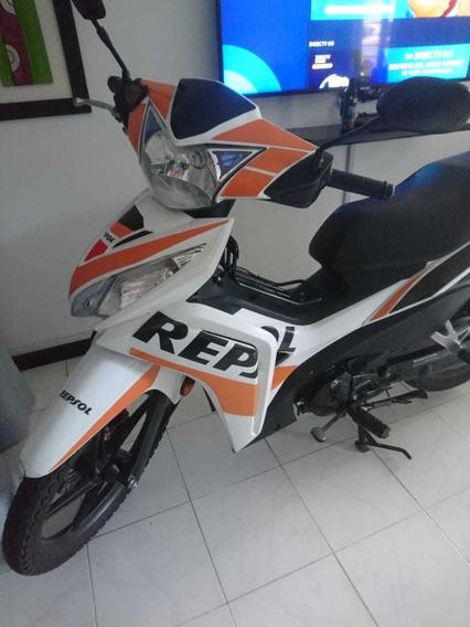 Honda Wave 110s Repsol