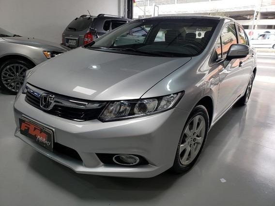 Honda Civic Exr Flex 2.0 2014 Aut