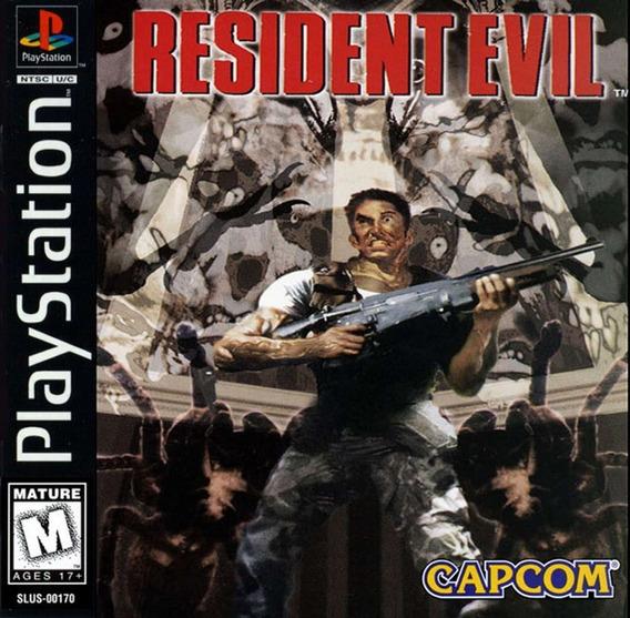 Resident Evil Original Psx