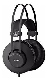 Fone Ouvido Akg Over - Ear K52 Profissional Loja Nota Fiscal