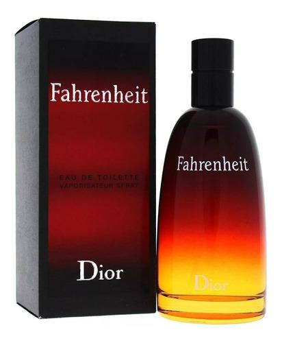 Fahrenheit Dior Hombre Perfume Original 200ml