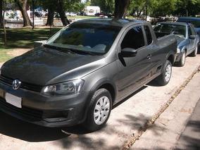 Vendo Volkswagen Saveiro 2015 Perfecto Estado