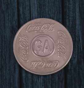 Ficha De Refrigerante Coca- Cola Sigla Ga. Único No Ml.