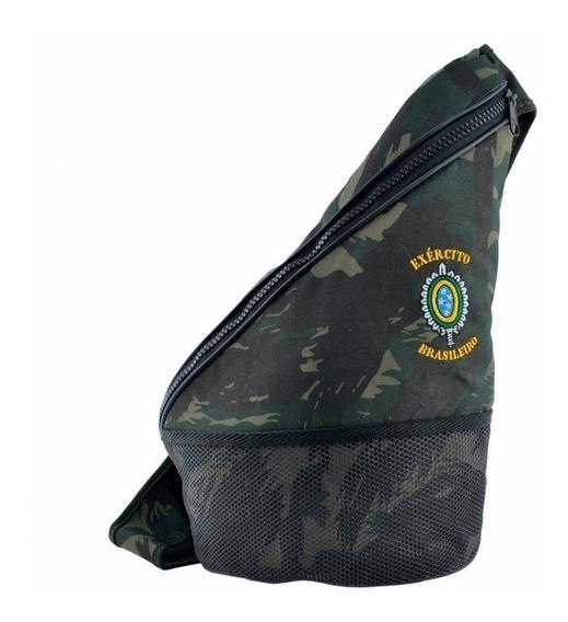 Bolsa Atletic Exército Brasileiro Camuflada