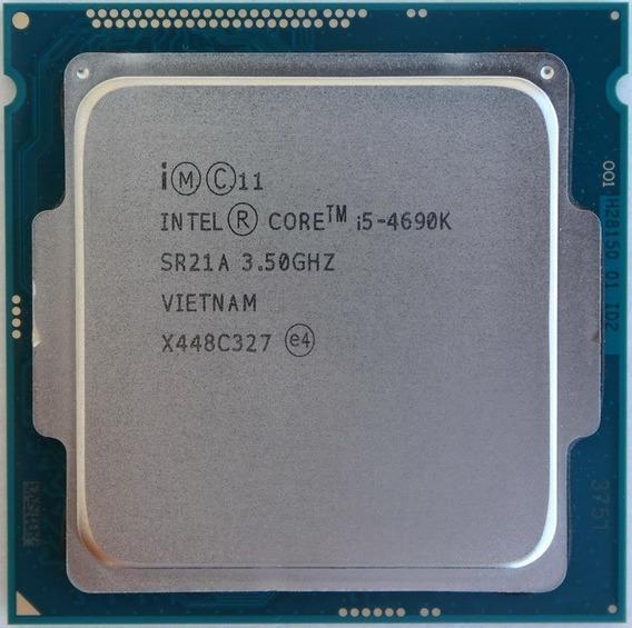 Kit Processador I5 Quadcore 4.1 Ghz, Placa Mae Z97, 8 Gb Ram