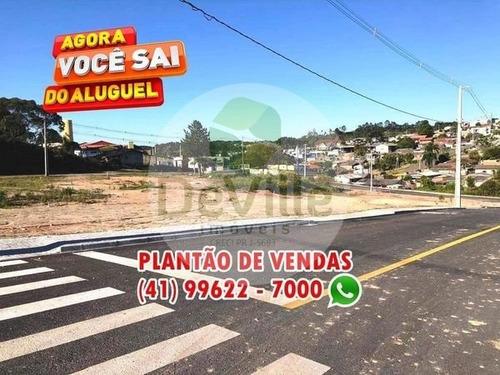 Imagem 1 de 14 de Terreno A Venda No Bairro Centro Em Campina Grande Do Sul - - 30172-1