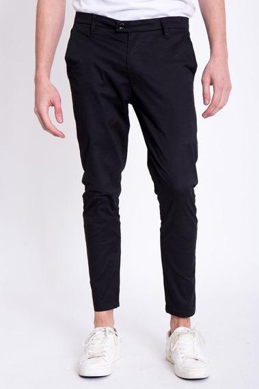 Pantalon Hombre De Vestir Modelo Chino Milan Vete Al Diablo