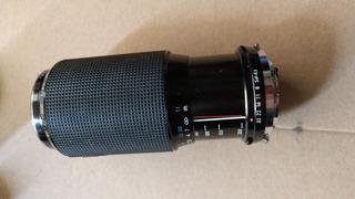 Lente Olympus Kiron 80-200mm F/4.5 Macro Vintage 35mm