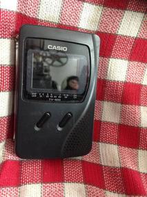 Mini Radio E Tv Casio Funcionando