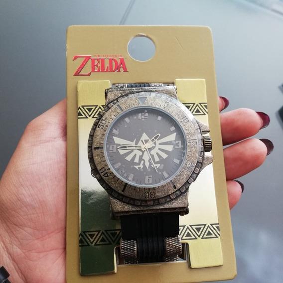 Reloj The Legend Of Zelda Nintendo Nuevo