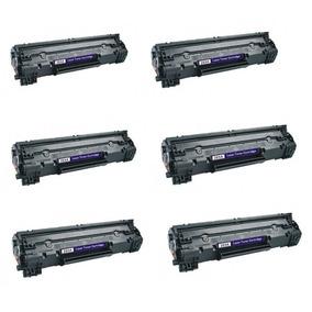 Kit Com 6 Toner 285a P/ Impressoras 1132/1102/1102w//
