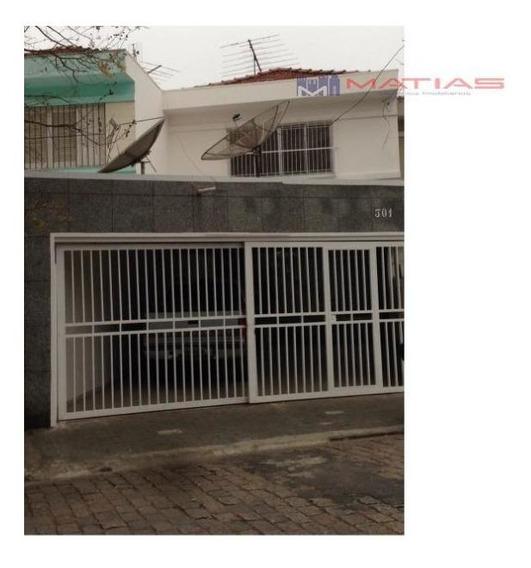 Sobrado Com 4 Dormitórios À Venda Por R$ 560.000,00 - Chácara Califórnia - São Paulo/sp - So0199