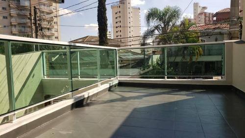 Sobrado Com 3 Dormitórios À Venda, 190 M² Por R$ 1.070.000,00 - Jardim Avelino - São Paulo/sp - So1127
