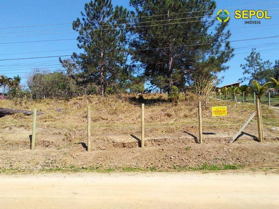 Terreno À Venda, 5000 M² Por R$ 190.000 - Parque Agrinco - Guararema/sp - Te0102
