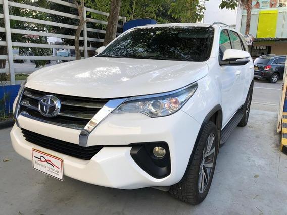 Toyota Fortuner Automatica 2.7 Modelo 2017