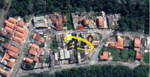 Terreno À Venda, 300 M² Por R$ 177.900,00 - Jardim Do Engenho - Cotia/sp - Te0266