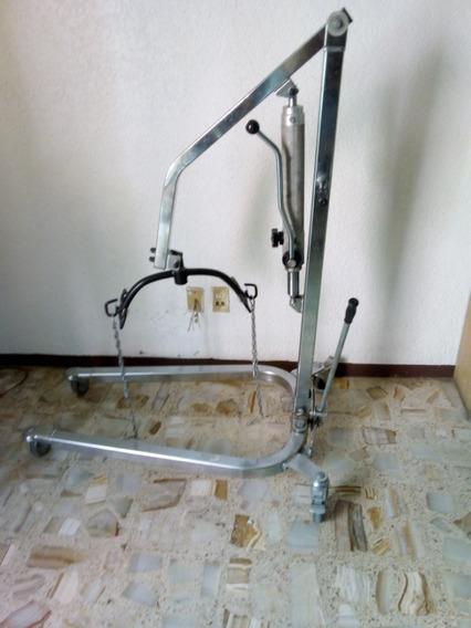 Grúa Hidraulica Parar Trasladar Paciente