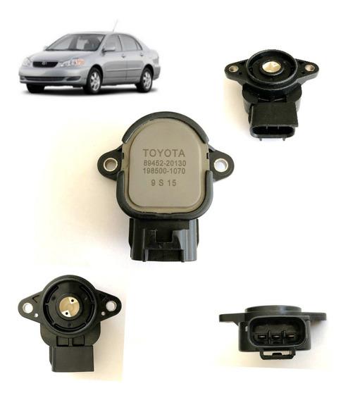 Sensor Tps Posição Borboleta Corolla 89452-20130 03-08 Orig