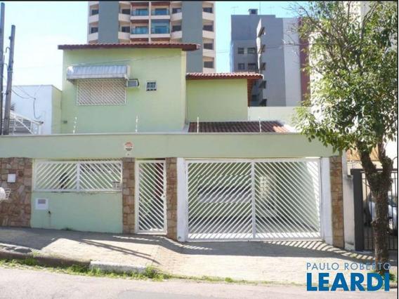 Casa Assobradada - Bonfim - Sp - 575717