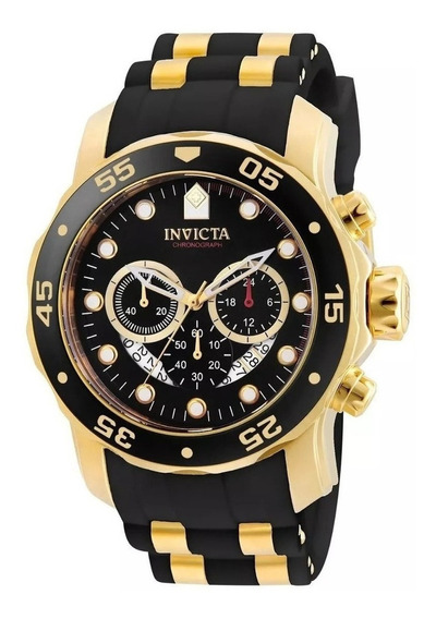 Relógio Invicta Pro Diver 6981 Original Masculino Com Caixa