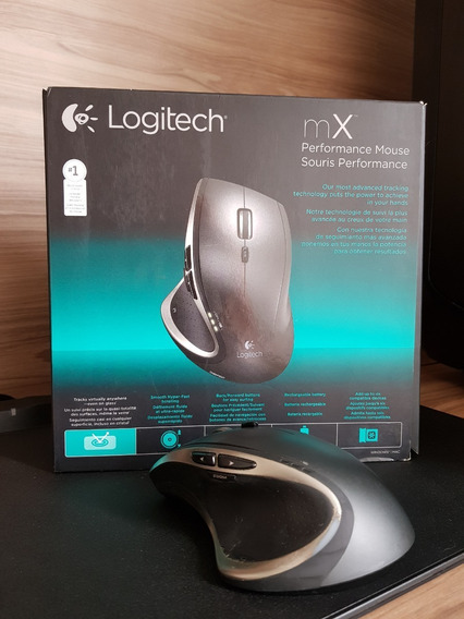 Mouse Wireless Logitech Performance Mx