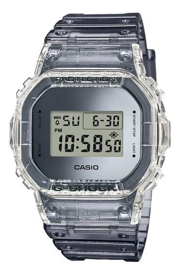 Reloj Casio G-shock Digital Skeleton Dw5600sk1cr Original