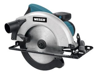 Serra Circular 7.1/4 110v 1500w Wesco - Ws3441u
