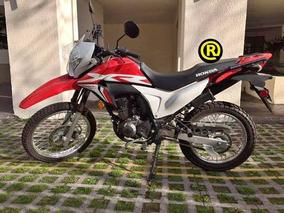 Moto Honda Xrl
