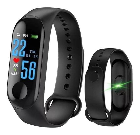 Reloj Deportivo Pulsera Deportes M3 Reloj Smart Inteligente