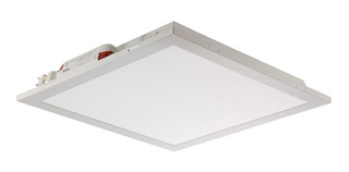 Panel Led Cuadrado 60x60 Cm 48w 45w 220v + Marco Aplique