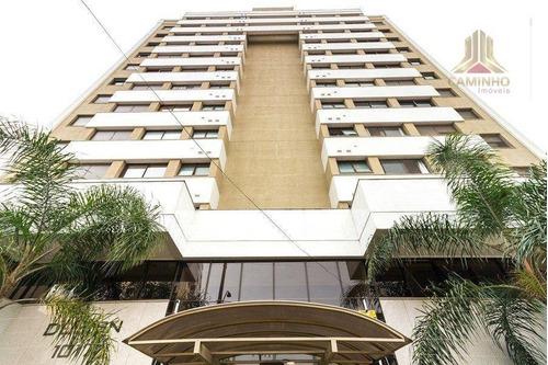 Imagem 1 de 4 de Vendo Apartamento Novo, Dois Dormitórios, Suíte, Duas Vagas, No Bairro Menino Deus Em Porto Alegre - Ap4180